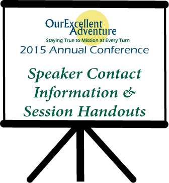 Speaker Contact Info & Presentations